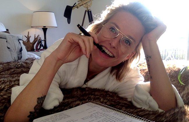 Lou Niestadt en haar boek 'Groots en meeslepend leven' heeft mijn 'Creatieve Ik' doen herleven én zorgde daarmee voor het doorbreken van mijn dagelijkse sleur