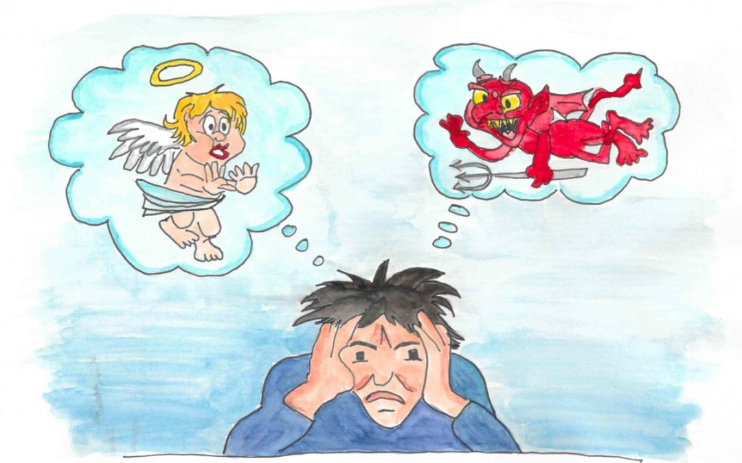 Waarom gehoor geven aan je gevoel een slecht idee is